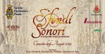 Concerto degli Auguri 2019 - Sfondi Sonori - La rivalsa della musica di sottofondo