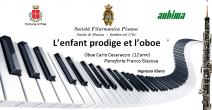 L'enfant prodige et l'oboe