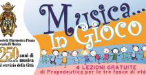 Promozione corso propedeutica musicale 2017