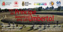 Tutti dal Principe domenica sera con Umberto!