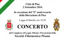 Festa della Liberazione di Pisa
