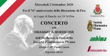 Festa della Liberazione di Pisa 2020