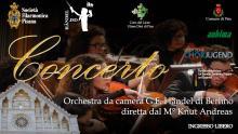 Concerto dell'orchestra da Camera di Berlino