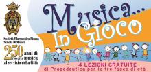 Promozione corso propedeutica musicale 2016